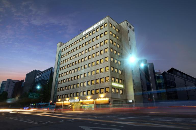 The Summit Hotel Dongdaemun, Jung