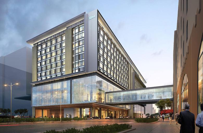 Hilton Manila, Pasay City