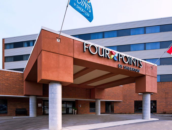 Four Points by Sheraton Edmunston Hotel & Conference Center, Madawaska