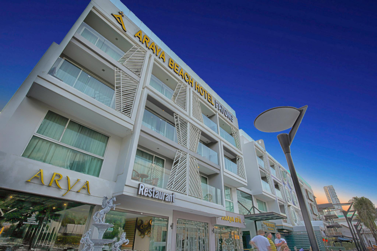 Araya Beach Hotel Patong, Phuket Island