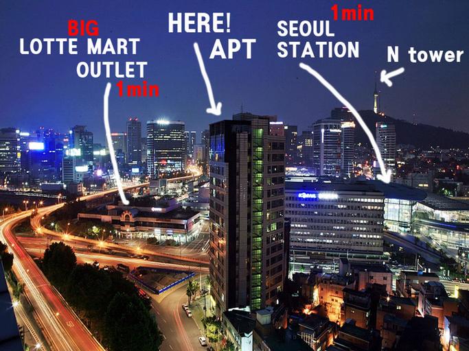 Seoul Town House, Jung