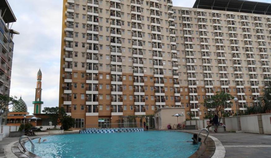 Apartment Margonda Residence by RK Living Room, Depok