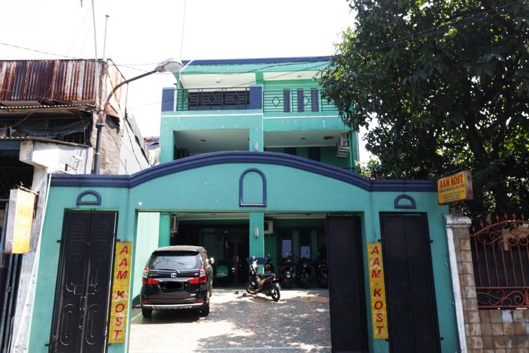Wisma Aam Syariah (permanently closed), South Jakarta