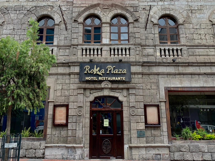 ROKA PLAZA HOTEL BOUTIQUE, Ambato