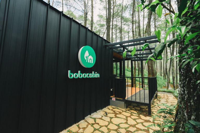 Bobocabin Cikole, Bandung