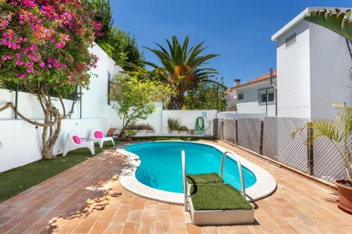 ALTIDO Exclusive Villa with Terrace and Swimming Pool, Lisboa