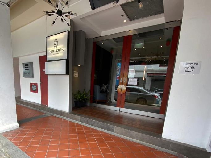 Hotel Calmo Chinatown, Outram