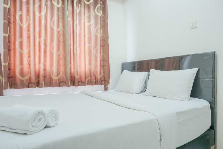 Nice and Homey 2BR City Park Apartment By Travelio, West Jakarta