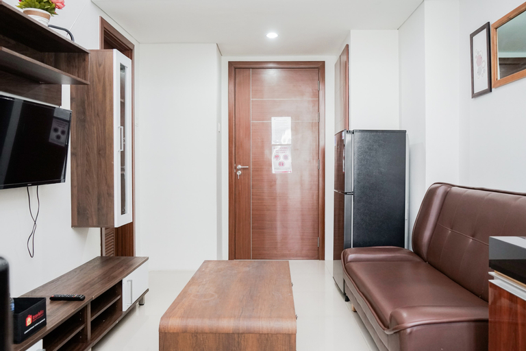 Comfort 2BR Apartment at Vittoria Residence By Travelio, West Jakarta