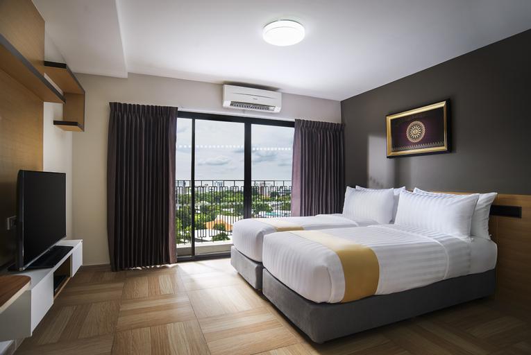 Chiva Bangkok Hotel, Huai Kwang