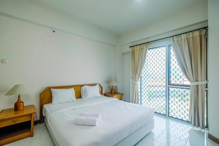 Spacious and Strategic 3BR Kondominium Juanda Apartment By Travelio, Central Jakarta