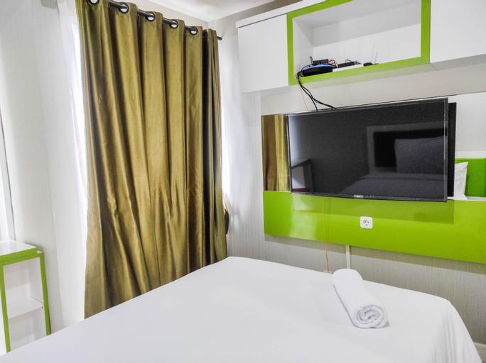 Elegant and Comfy Studio at Vida View Apartment By Travelio, Makassar