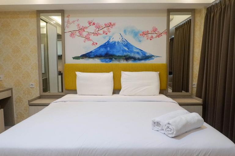 Modern Luxurious Studio Apartment at Tanglin Tower Supermall Mansion By Travelio, Surabaya
