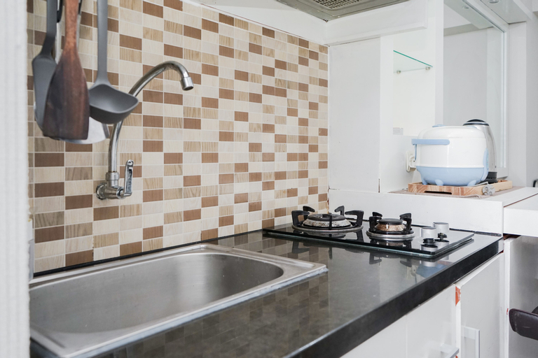 Gorgeous 2BR at Bassura City Apartment By Travelio, East Jakarta