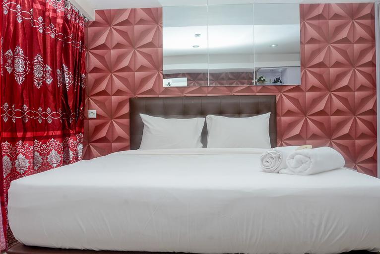 Best and Strategic Studio at Tamansari The Hive Apartment By Travelio, East Jakarta