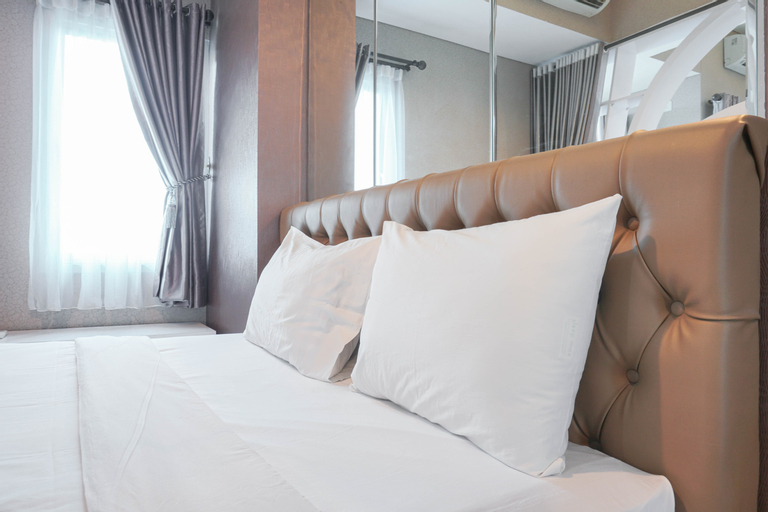 Premium and Spacious Studio Apartment at Capitol Park Residence By Travelio, Central Jakarta