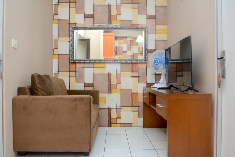 Comfortable 2BR at Menteng Square Apartment By Travelio, Central Jakarta