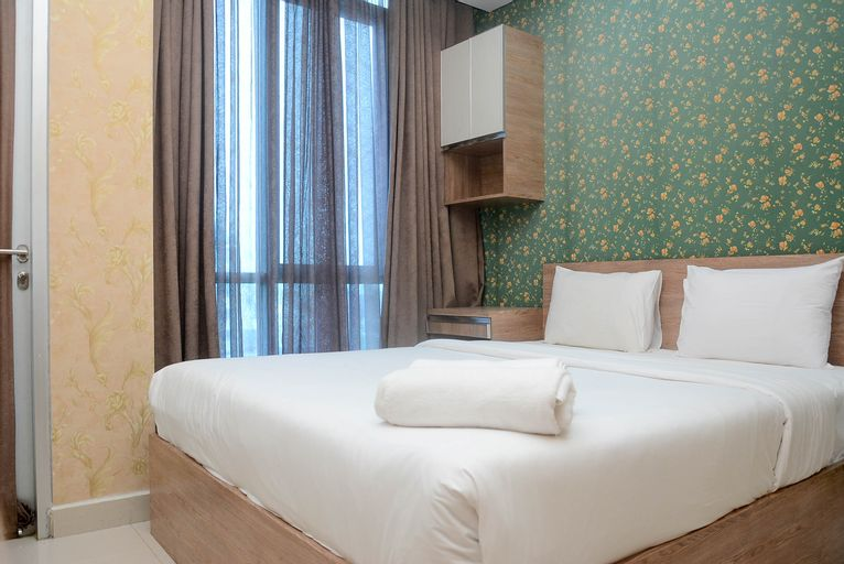 Gorgeous and Strategic Studio Apartment at Capitol Park Residence By Travelio, Central Jakarta