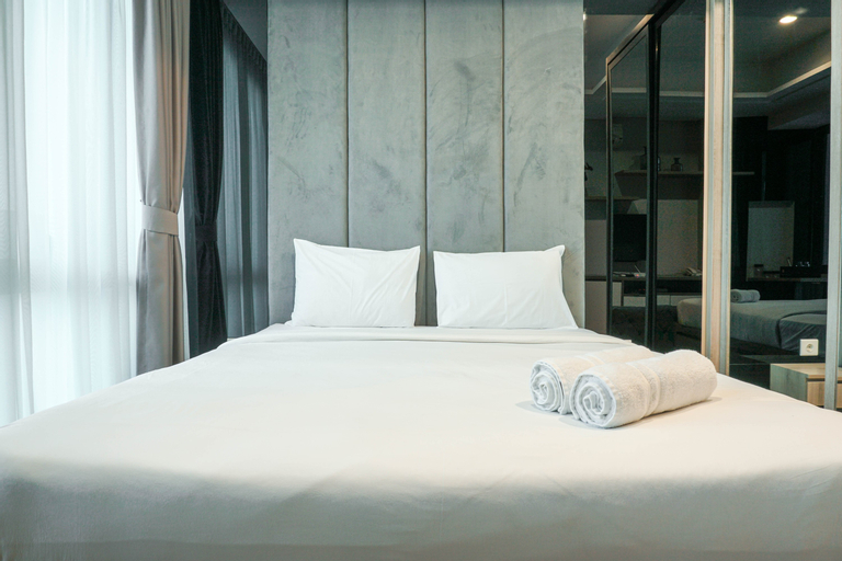 Luxurious Studio at Capitol Suites Apartment By Travelio, Central Jakarta