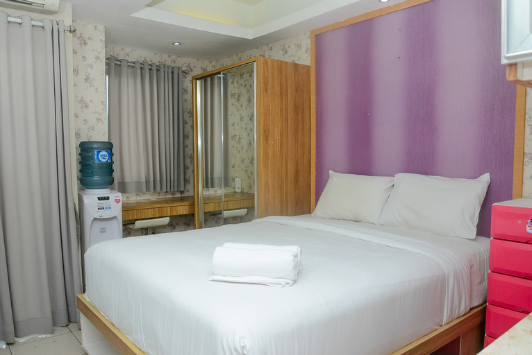Homey Studio Pakubuwono Terrace Apartment By Travelio, South Jakarta