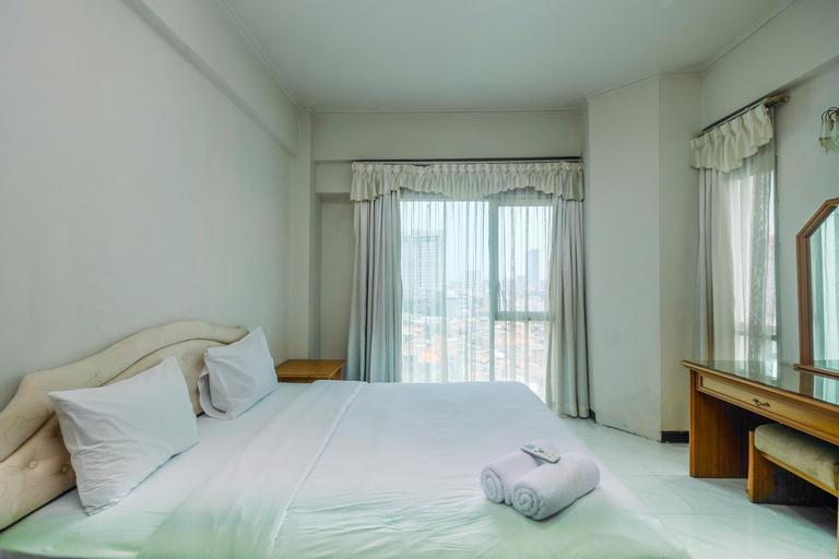 Homey and Spacious 3BR Kondominium Juanda Apartment By Travelio, Central Jakarta