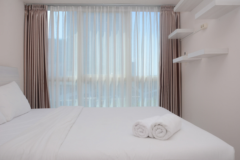 Comfort and Stylish 1BR at Callia Apartment By Travelio, East Jakarta