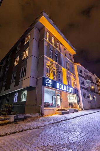 Bolu City Otel, Merkez