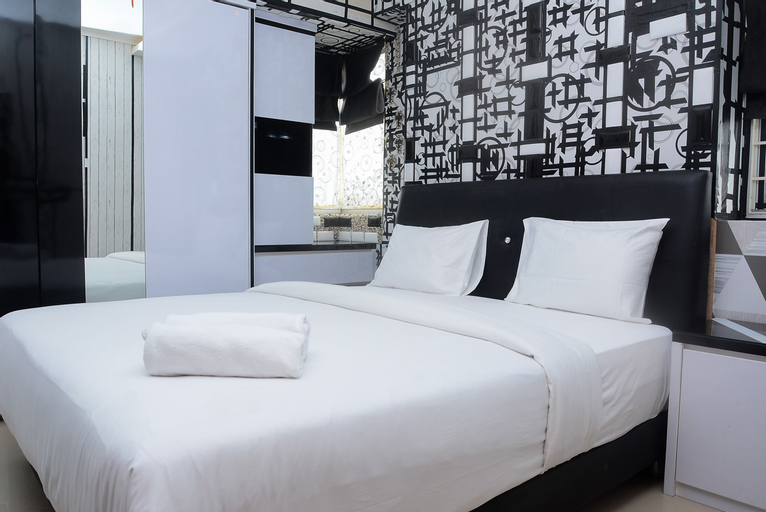 New and Spacious 2BR at Maple Park Apartment By Travelio, North Jakarta
