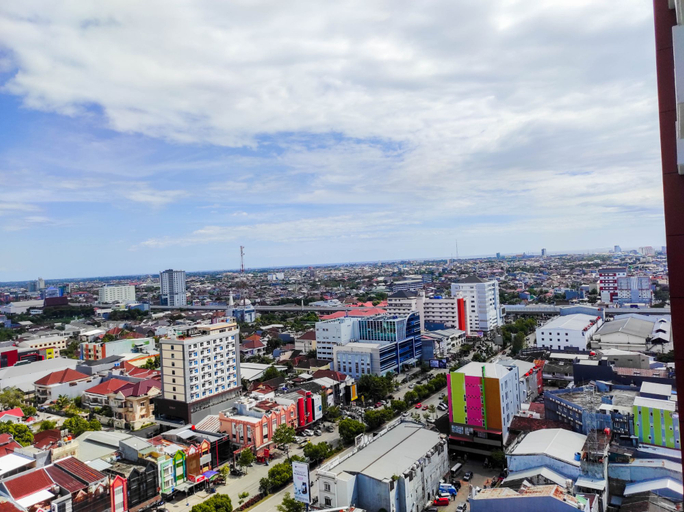 Luxurious 2BR at Vida View Makasar Apartment By Travelio, Makassar