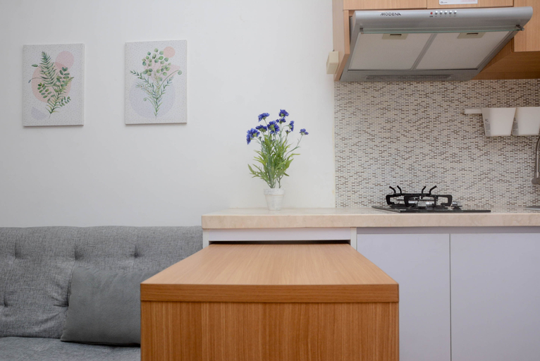 Gorgeous and Cozy 2BR at Bassura City Apartment By Travelio, East Jakarta