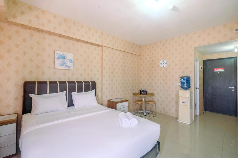 Homey Studio @ Park View Condominium Apartment By Travelio, Depok