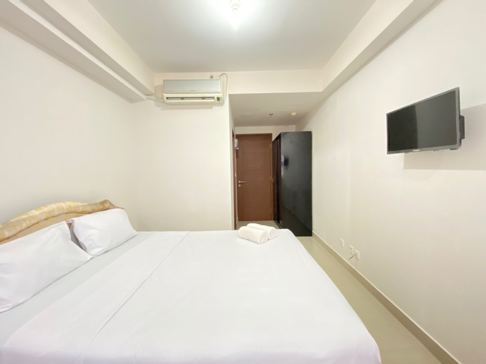 Compact Studio Room Apartment at Sudirman Suites Bandung By Travelio, Bandung