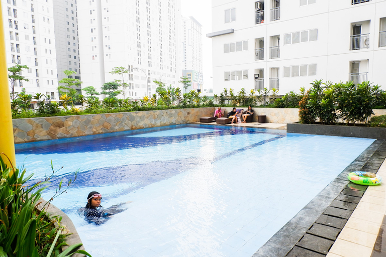 Luxurious 2BR at Bassura City Apartment By Travelio, East Jakarta