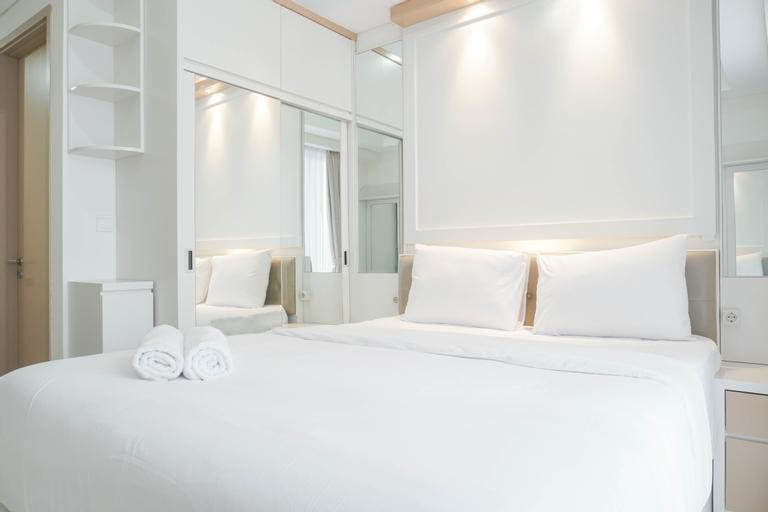 Cozy Stay Studio at Sedayu City Suites Apartment By Travelio, East Jakarta