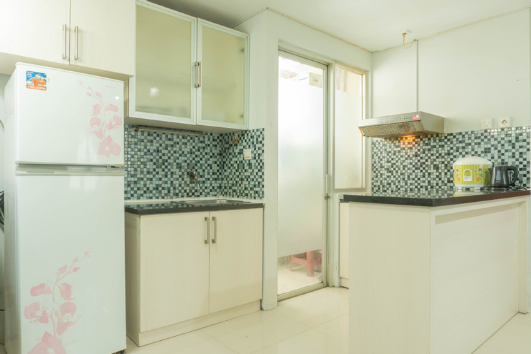 Spacious and Homey 2BR Green Central City Apartment By Travelio, West Jakarta