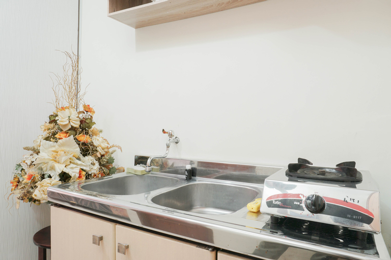 Simply Modern Studio Apartment at Centro City Residence By Travelio, West Jakarta