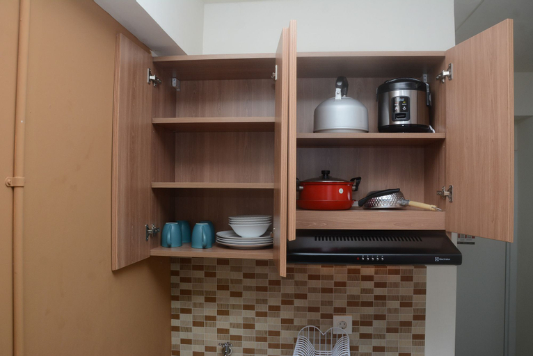 Cozy 2BR Apartment at Green Pramuka City near Mall By Travelio, Central Jakarta