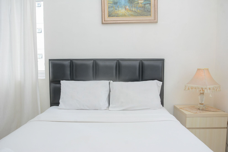 Cozy with Best View 3BR Grand Palace Kemayoran Apartment By Travelio, Central Jakarta