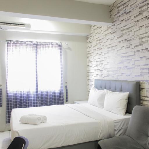 Nice and Cozy Studio City Park Apartment By Travelio, West Jakarta