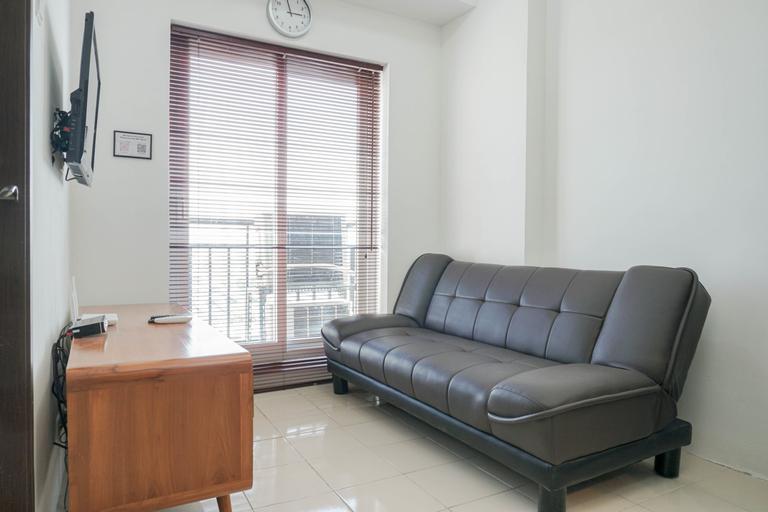 Cozy Living 2BR Sunter Park View Apartment By Travelio, Jakarta Utara