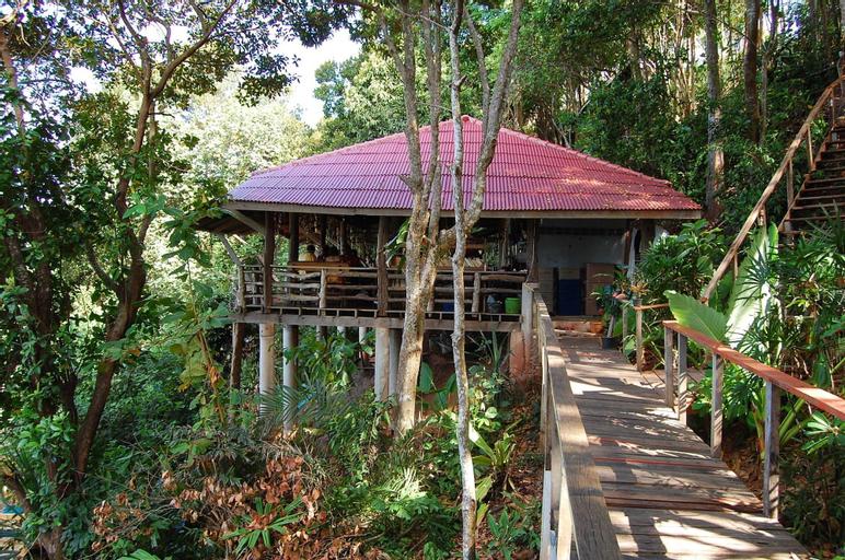 Jungle Hill Beach Bungalow, Nua Khlong