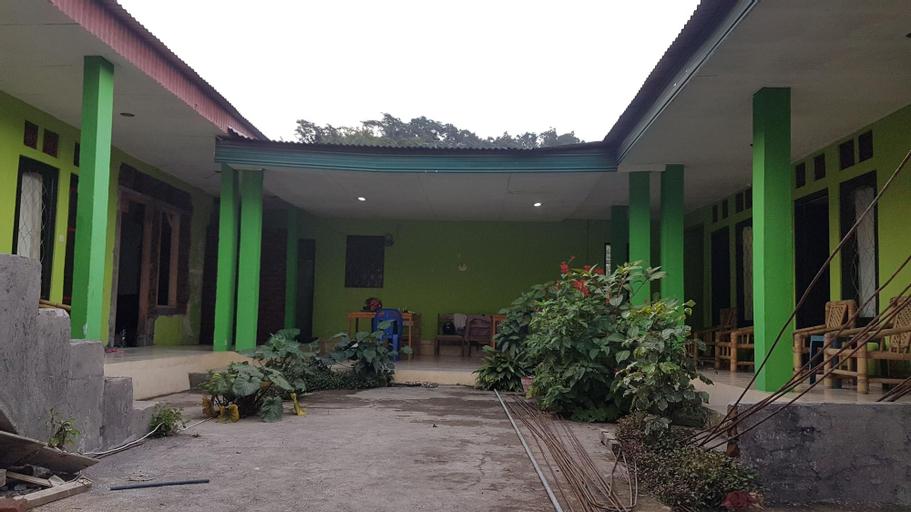 Antoneri Lodge, Ende