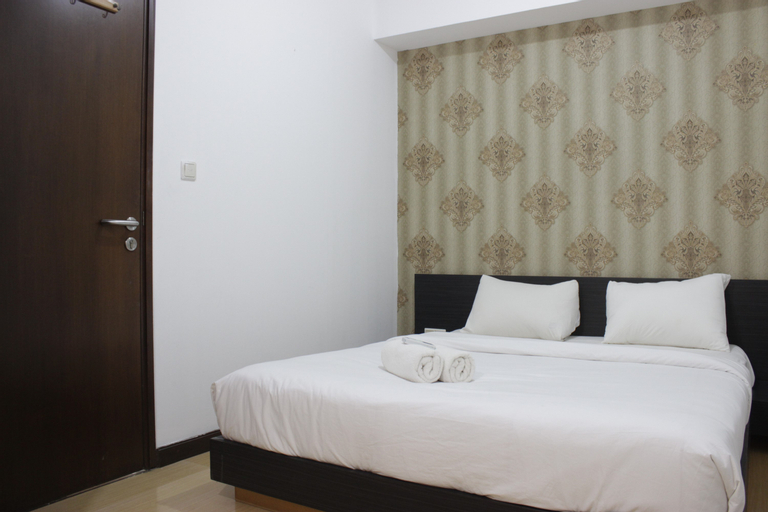 Deluxe & Comfy 2BR at Braga City Walk Apartment By Travelio, Bandung