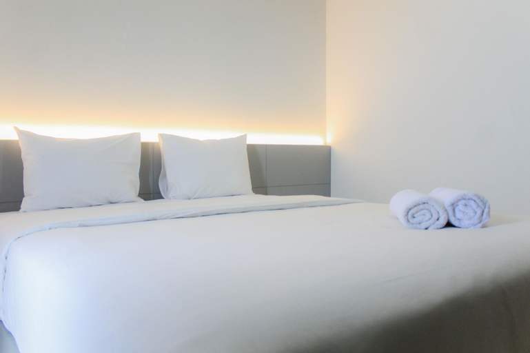 Homey and Comfort Studio at West Vista Apartment By Travelio, West Jakarta