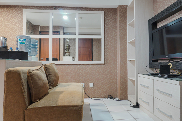 Cozy and Simply 2BR Kebagusan City Apartment By Travelio, Jakarta Selatan