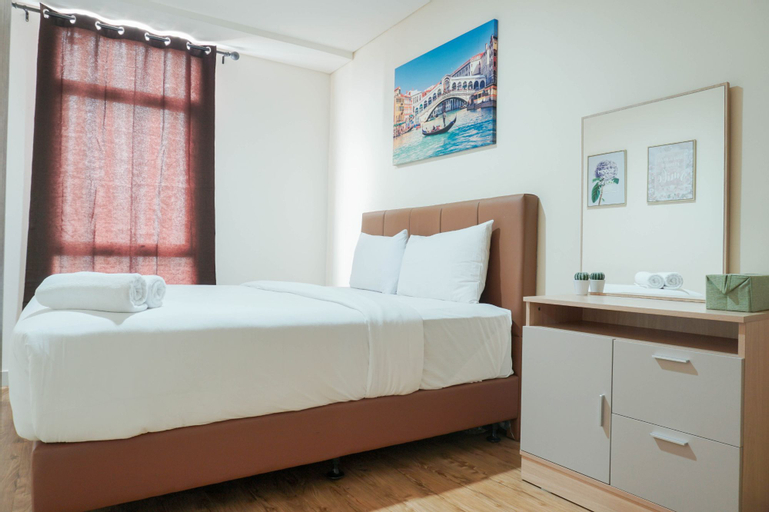 New Furnish and Homey 1BR Apartment at Pejaten Park Residence By Travelio, Jakarta Selatan