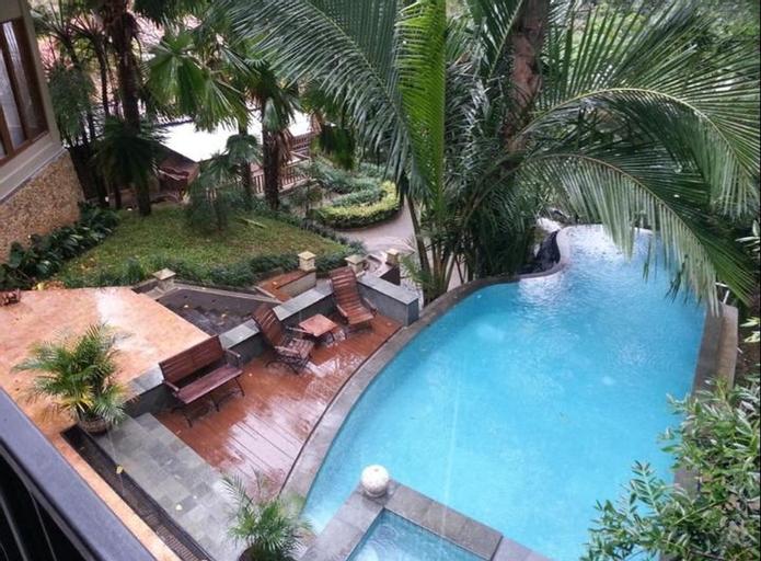4BR Villa Sentul Bukit Pelangi Green Forest, Bogor