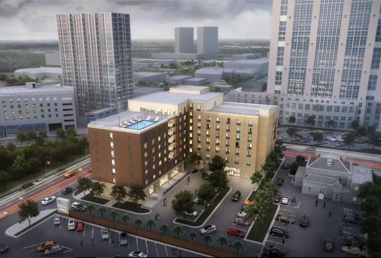 Home2 Suites by Hilton Orlando Downtown, Orange