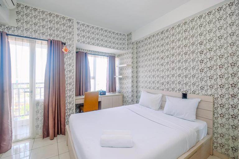 Fully Furnished with Comfortable Design Studio Apartment Margonda Residence 5 By Travelio, Depok