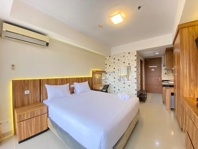 Spacious Studio Room at Beverly Dago Apartment By Travelio, Bandung
